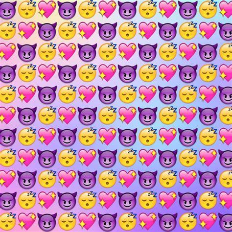 wallpaper emoji iphone tumblr background emoji emoticon pretty tumblr wallpaper