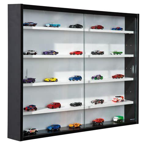 vitrine pour miniature noir collecty lestendances fr