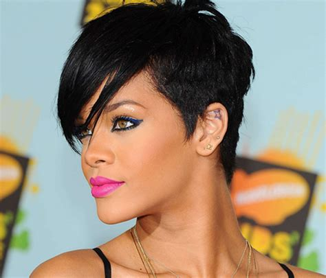 rihanna hairstyles cut kandeej com how to deal with a bad hair haircut