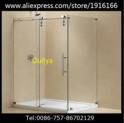 discount shower doors free shipping popular shower room buy cheap shower room