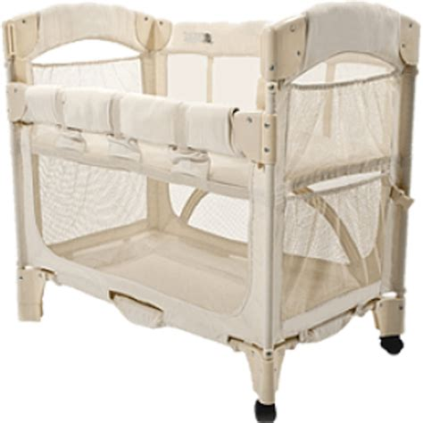 Mini Crib Co Sleeper Arm S Reach Mini Co Sleeper Bassinet Birth Partner