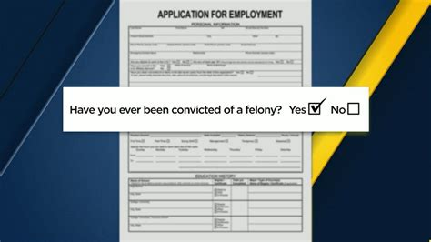 California Employment Application Criminal Record Los Angeles And Southern California News Abc7 Kabc