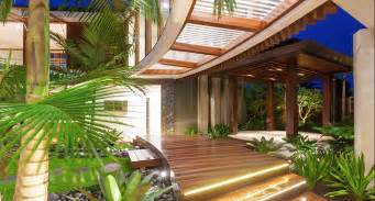 make house plans tropical house chris clout design