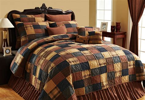 patriotic patch  vhc brands quilts beddingsuperstorecom