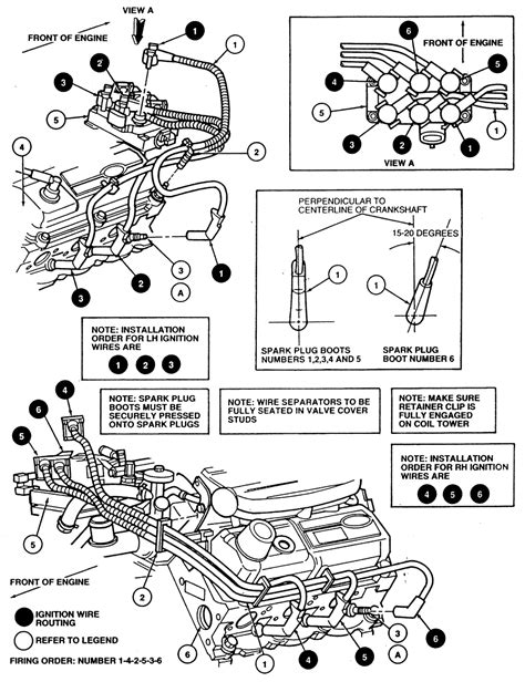 2000 ford mustang gt wiring diagram 2000 free engine