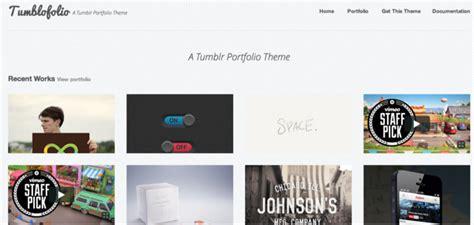 tumblr themes free for portfolio 25 best portfolio themes for tumblr premium and free themes