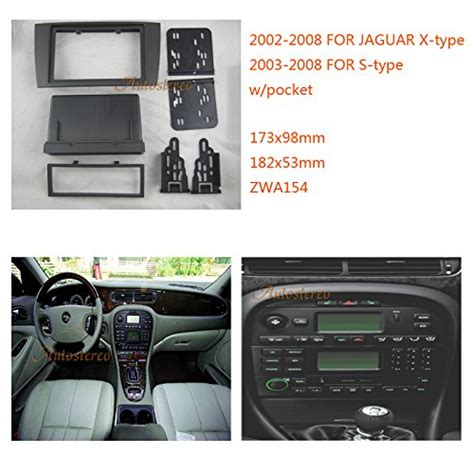jaguar car stereo removal x type 2002 2008 autos