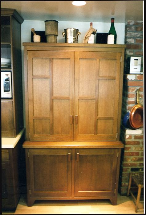 Kitchen Hutch Cabinets Mt Cabinet Kitchen Portfolio Traditional White Washed Alder Kitchen Cabinets White Oak