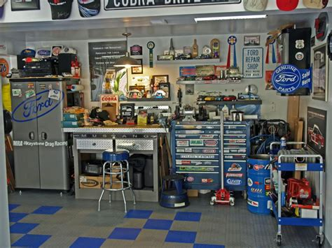 garage workshop setup mustang forums at stangnet