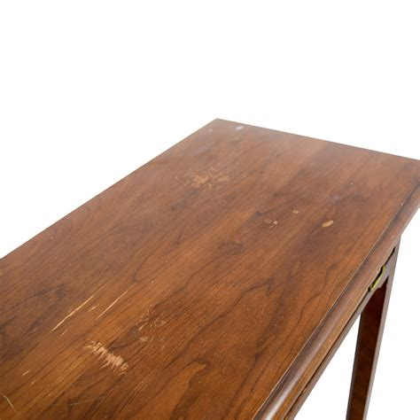 stickley sofa table 87 stickley stickley cherry valley sofa table or