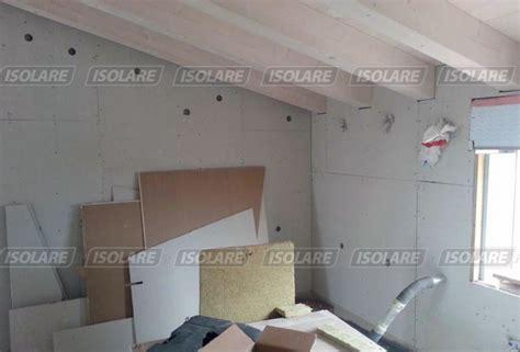 isolare pareti dall interno coibentazione delle pareti senza intercapedini eseguito