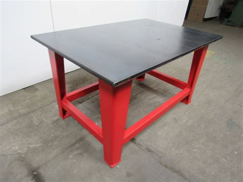 welding benches steel welding work bench assembly layout table 60 quot x 40 quot 1