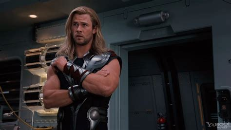 chris hemsworth on captain america movie where was the chris hemsworth the avengers 2012 01 by the exiled