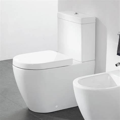 Villeroy And Boch Wc Uk by Villeroy Boch Subway 2 0 Rimless Close Coupled Toilet