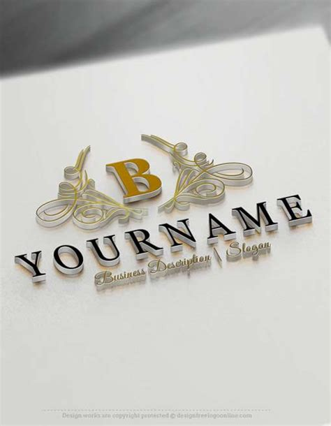 logo maker free for business card template initials luxury logo design free logo maker logo