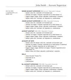 Best Resume Templates Word by 7 Free Resume Templates Primer