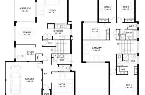 parts of a floor plan elevation of a residential house floor plan house floor
