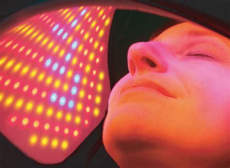 led light therapy for depression skin rejuvenation treatments