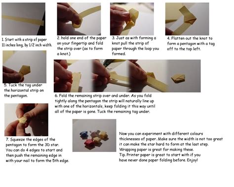 Origami Lucky Tutorial - paper origami tutorial by carriephlyons on deviantart