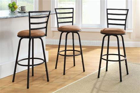 Kitchen Counter Chairs by 3 Swivel Bar Stool Counter Height Kitchen Chairs