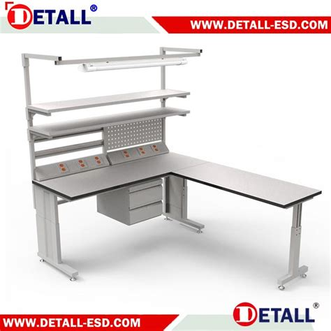 esd work benches corner esd workbench detall esd