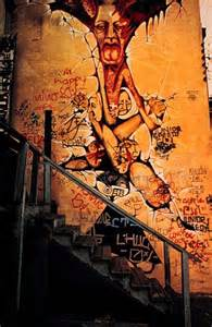 Wall Murals City murals