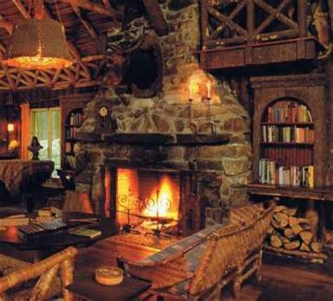 Warm Fireplace by Warm Fireplace Hearth Cabins And Cottages