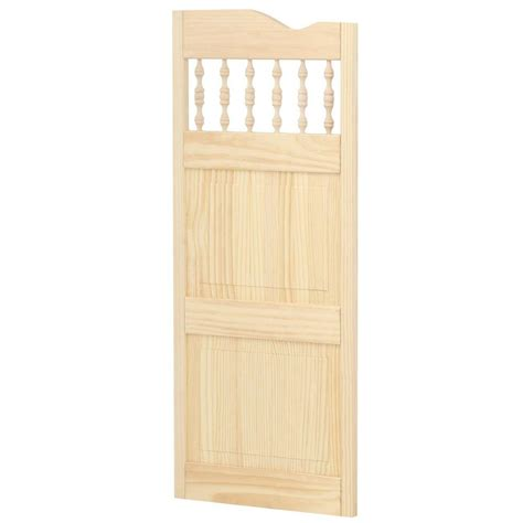 pinecroft 36 in x 42 in royal orleans spindle top wood