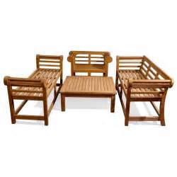 Unbelievable wood outdoor furniture 203741 home design ideas