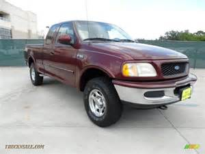 1997 ford f150 xlt extended cab 4x4 in toreador