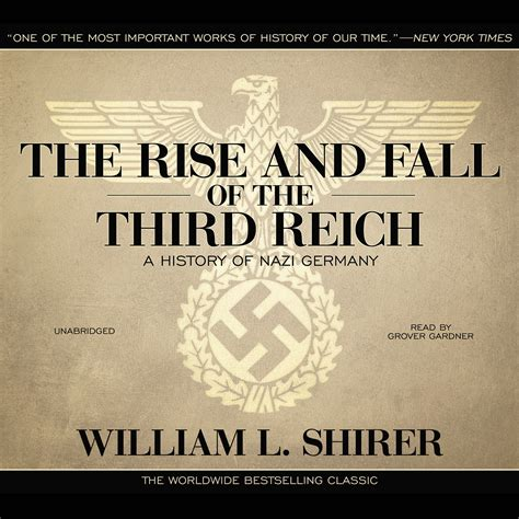 The Rise And Fall Of Images by The Rise And Fall Of The Third Reich Audiobook Listen