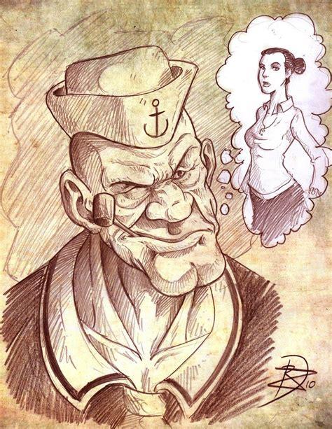 Character Drawings At Fairs