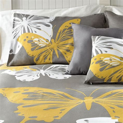 Tas Ransel Butterly Set 3 In 1 Gray Series Jj 540 1 maison condelle 3 butterfly duvet cover set in gray beyond the rack hello butterfly bed