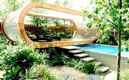 Designer Garage Sale garden design by andy sturgeon freshome com