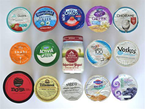 best probiotic yogurt brands we ranked the top 14 brands of yogurt just because