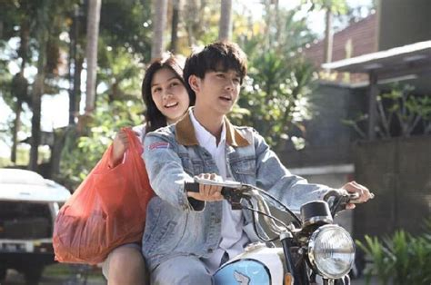 film ular anak honda motor honda cb100 di film dilan dibeli dari situs online
