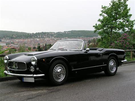 maserati spyder 1960 1964 maserati 3500 gt spyder maserati supercars net