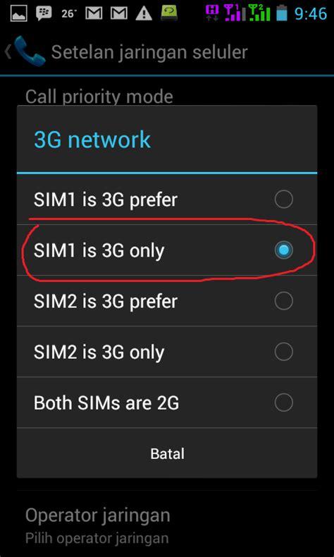 cara mempercepat koneksi telkomsel 4g cara mudah membuat koneksi android jadi 4g hsdpa saja 4g