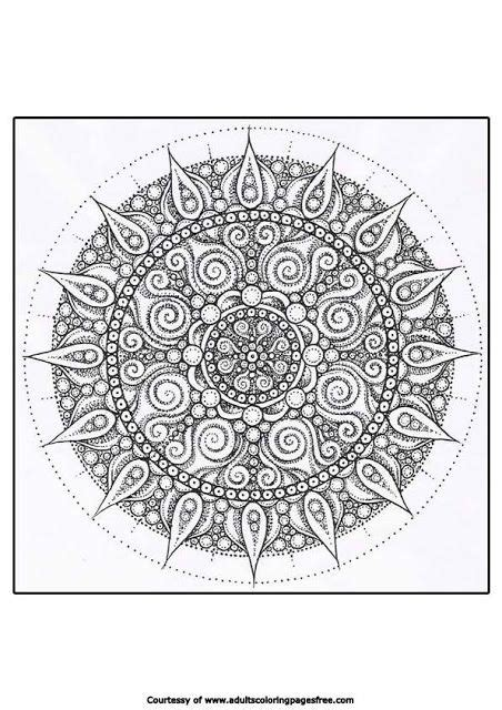 mandala coloring book meditation 110 best images about coloring pages for adults on