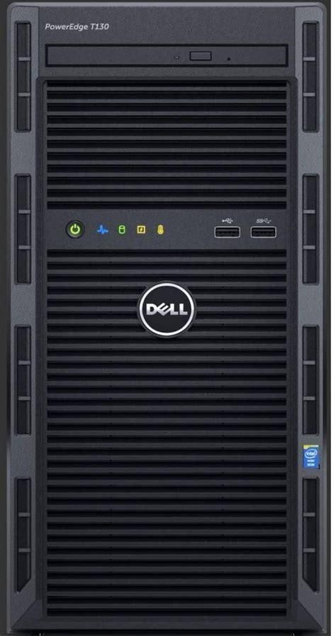 Server Dell Poweredge T330 dell poweredge t330 server intel xeon e3 1220 v5 3 1ghz