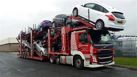 Transport Auto by Car Transporter Car Shipping Delivery Service Quinns