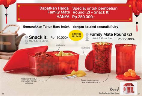 Family Mate 800ml 2 family mate tupperware indonesia promo terbaru