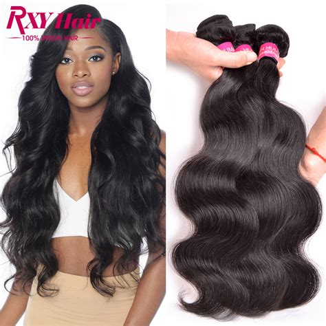 where to get body wave hair houston rxy hair indian virgin hair body wave 4pc indian remy