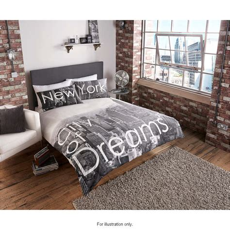 new york bedding b m new york city of dreams king duvet set 2967992 b m
