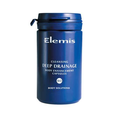 Elemis Detox Capsules by Elemis Cleansing Drainage Enhancement Capsules