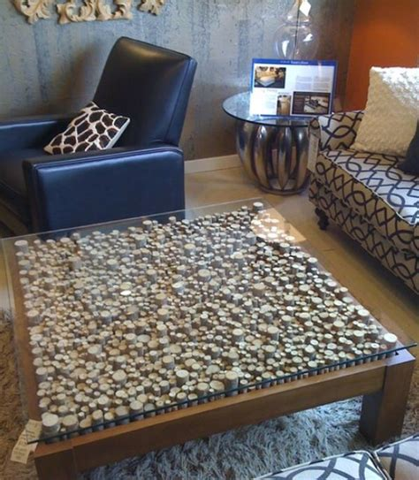 cork coffee table 15 interesting coffee tables for all tastes and styles