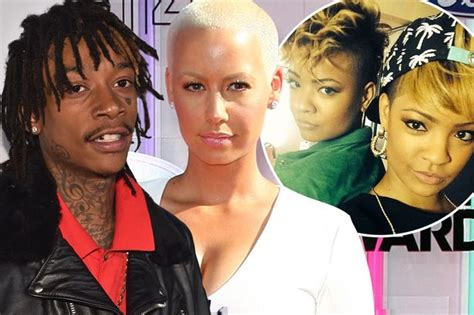 amber rose cheated on wiz khalifa with her driver amber rose caught wiz khalifa cheating on her with twins