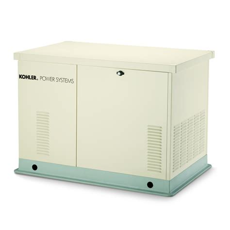 kohler 8 5res 8 5 kw home standby generator scratch