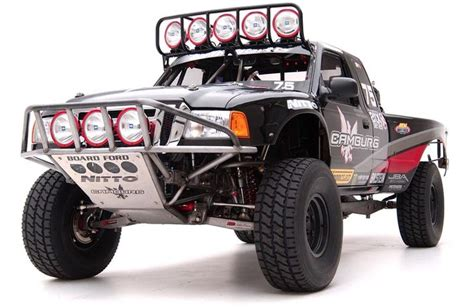 jeep truck prerunner ford ranger prerunner by camburg jeep wrangler