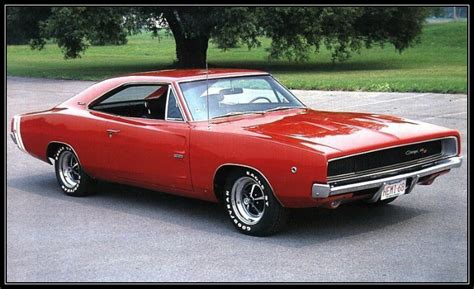 68 challenger rt dodge charger fierros clasicos